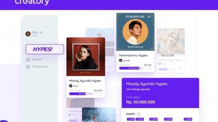 Creatory Ajak Content Creator Bangun Interaksi dengan Fans Sekaligus Cari Penghasilan Tambahan