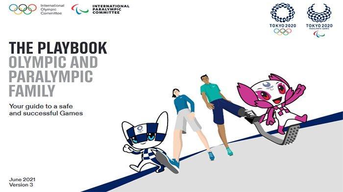 Aturan Belanja di Konbini dalam Playbook Famili Olimpiade Jepang Dipermasalahkan