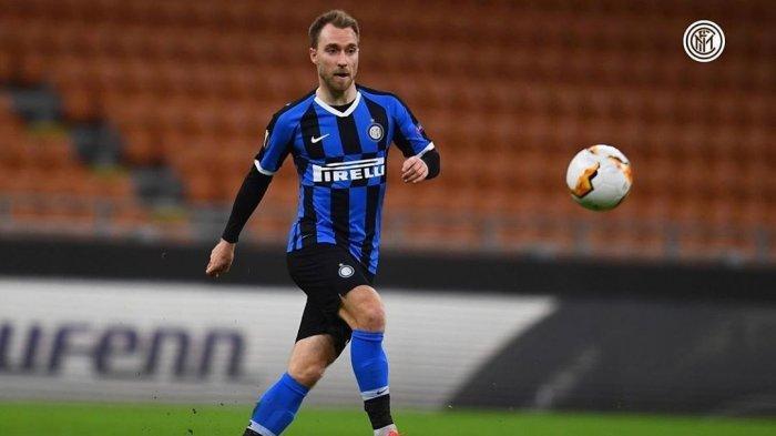 Nasib Tragis Eriksen bersama Inter Milan, Disebut Conte Tak Cocok Main sebagai Trequartista