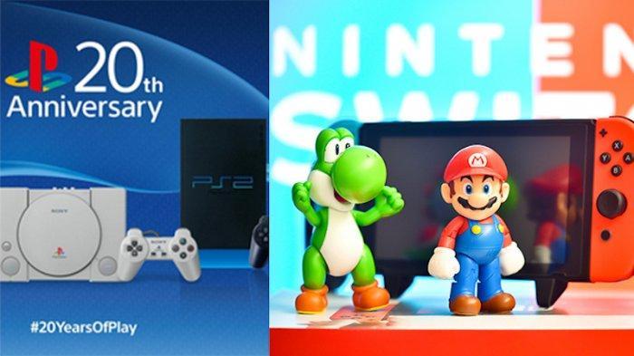 Sony dan Nintendo Diakui Menkeu Pemberi Masukan Pajak Besar Bagi Pemerintah Jepang