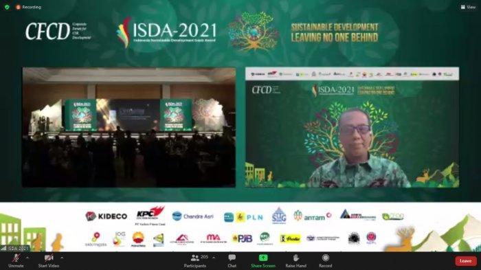 Pimpin Pencapaian SDGs, PLN Group Borong 7 Penghargaan di Ajang ISDA 2021