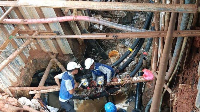 Dua Proyek PLN UIP JBB Resmi Beroperasi,Kelistrikan Jakarta Makin Andal