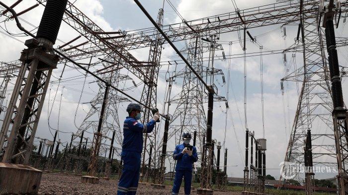 Pemakaian Listrik Jawa-Bali saat Lebaran Capai 20 Ribu MW