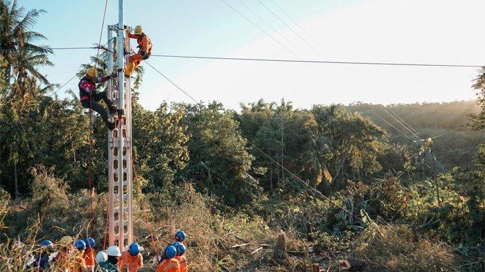 Dirut PLN: Pascabencana, Masih Ada 3 Persen Pelanggan di NTT Gelap Gulita