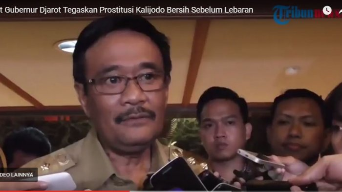 Ini Jawaban Jujur Djarot Soal Warga Serbu Jakarta Pasca Lebaran
