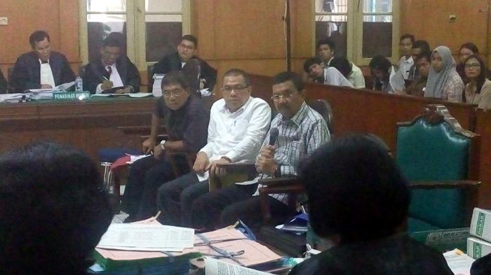 Plt Gubernur Sumut Dinasehati Hakim Saat Jadi Saksi Kasus Bansos