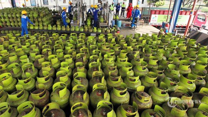 Pertamina Kalimantan Kirim 5.040 LPG 3 Kg Ke Kota Palu