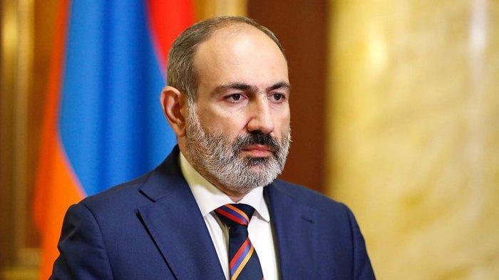 Ribuan Pengunjuk Rasa Desak PM Armenia Nikol Pashinyan Mundur dari Jabatannya