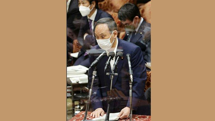 PM Yoshihide Suga Tak Segan Mendiskualifikasi Atlet Olimpiade yang Melanggar Hukum di Jepang