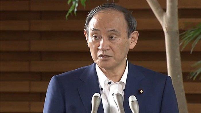 Jumpa Pers Terakhir PM Jepang Yoshihide Suga, Telah Kontrak 200 Juta Dosis Vaksinasi Ketiga