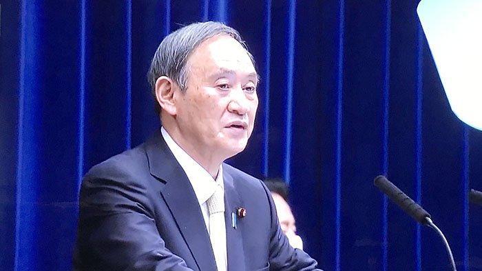 Turunnya Popularitas PM Jepang Yoshihide Suga karena Berasal dari Non Fraksi di LDP
