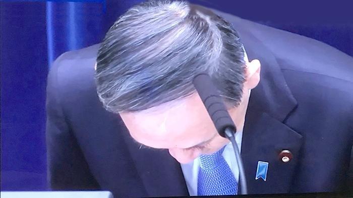 PM Jepang Yoshihide Suga dalam jumpa pers malam ini jam 20:00 waktu Jepang
