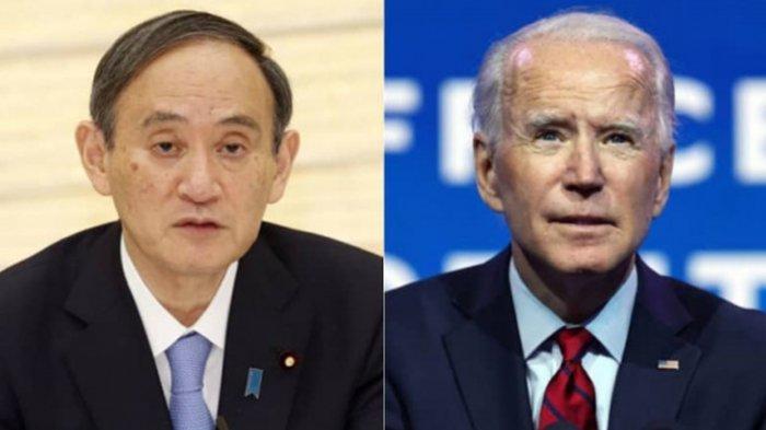 Jepang dan AS Serius Bicarakan Masalah Taiwan Serta Laut China Timur dan Laut China Selatan