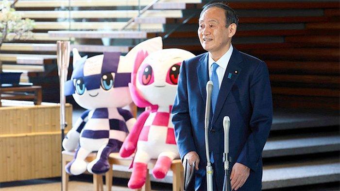 PM Jepang: Sekali Obor Olimpiade Menyala Tak Dapat Dihentikan Lagi