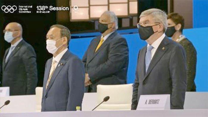 Buka Rapat Umum IOC, PM Jepang Menjanjikan Kesuksesan Olimpiade Tokyo
