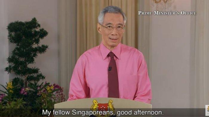 PM Lee Hsien Loong menyerukan Pemilihan Umum 2020, Selasa 23 Juni 2020