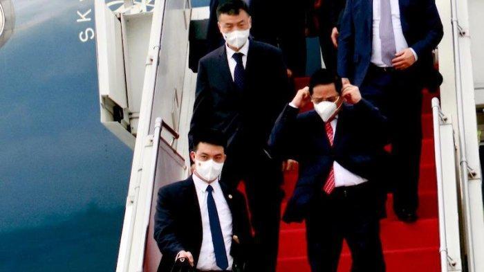 PM Vietnam Tiba di Indonesia untuk Bertemu Presiden Jokowi