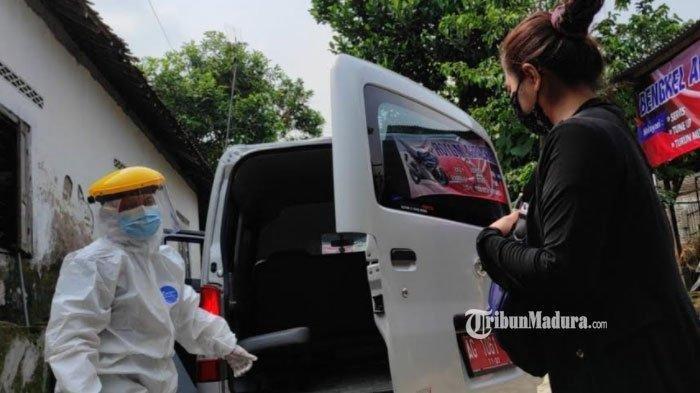 Baru Pulang dari Singapura, PMI Asal Blitar Dijemput Satgas Covid-19 untuk Isolasi Mandiri