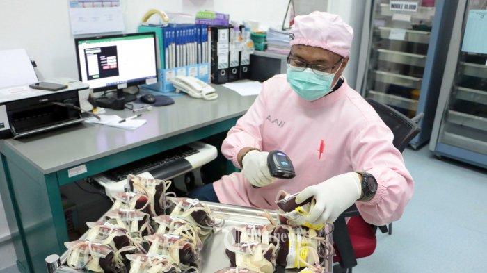 PMI Siagakan Ratusan UDD Jelang Distribusi Vaksin Covid-19