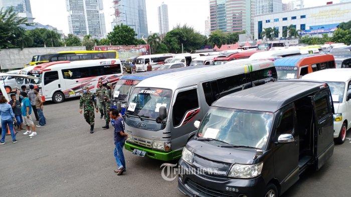 BNPB Endus Ada Perusahaan Travel Tawarkan Jasa, Menjaring Pemudik Pulang Kampung