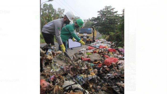 Sinergi Atasi Sampah, Wali Kota Pekanbaru Berikan Penghargaan ke PLTU Tenayan