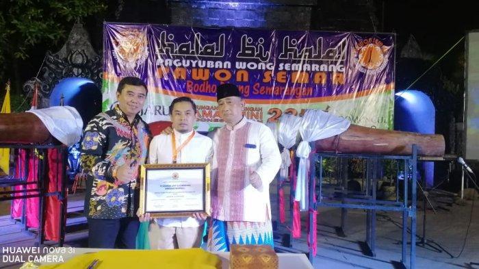 Pawon Semar  Dukung Penuh Program 'Pawon Semar Mall' Kota Semarang