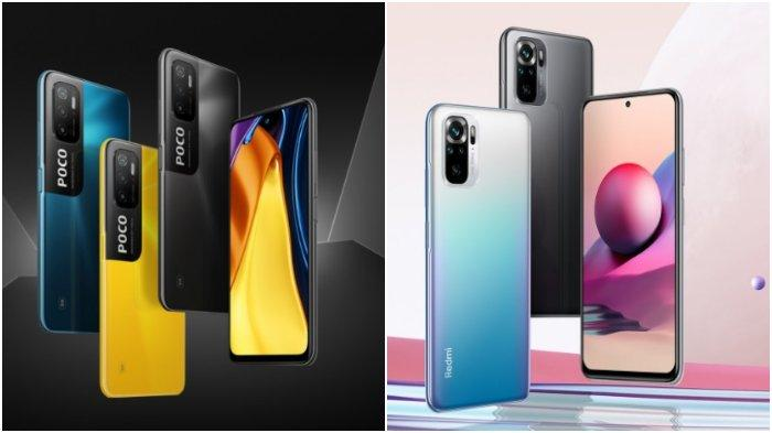Daftar Harga HP Xiaomi Terbaru Juli 2021: Poco M3 Pro 5G, Mi 11 Lite hingga Redmi Note 10S