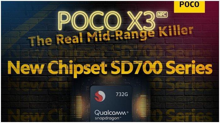 Live Streaming Peluncuran Poco X3 NFC di Indonesia