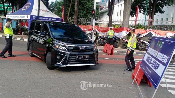 Jalan di Jakarta Sudah Banyak Macet, Ditlantas Polda Metro Jaya Wacanakan Tambah Ruas Ganjil-Genap