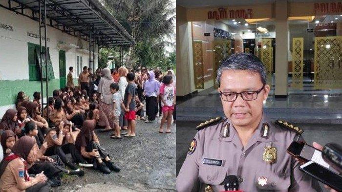 2 Tersangka Baru Tragedi Susur Sungai Ditetapkan Polisi, Hanya Tunggu di Sekolah & Lokasi Finish