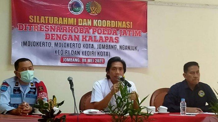 Jalankan InstruksiKapolri, Polda Jatim Bangun Kampung Tangguh Bersih Narkoba