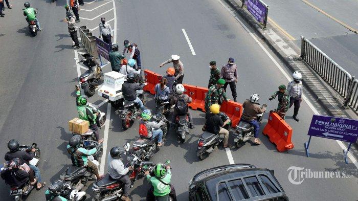 Aturan Lengkap PPKM Level 4 di DKI Jakarta, Sektor Non Esensial WFH 100 Persen, Mall Ditutup