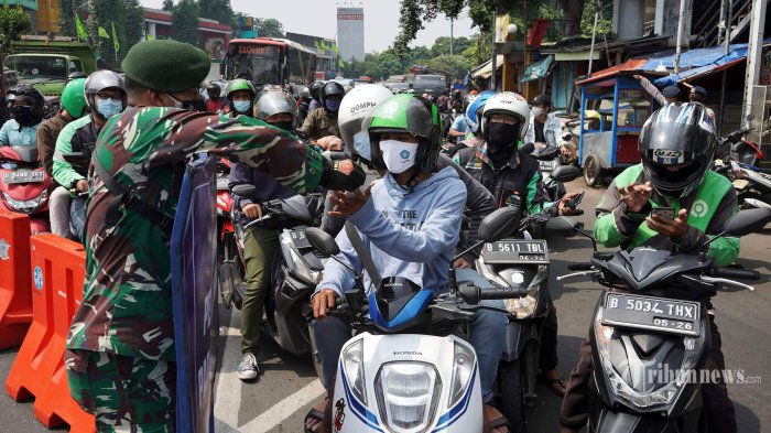 Polisi Perkuat Pos Penyekatan di Jalur Arteri Dua Kali Lipat, Cegah Warga Mudik Idul Adha