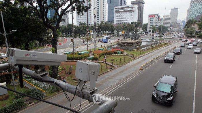 Ayo Lebih Disiplin di Jalan, 244 Kamera Tilang Elektronik Diluncurkan di 12 Wilayah Polda