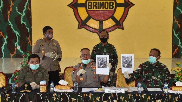 Mata-mata KKB Papua Ditangkap Aparat TNI-Polri, Pelaku Bekerja Sebagai Security di PT Freeport