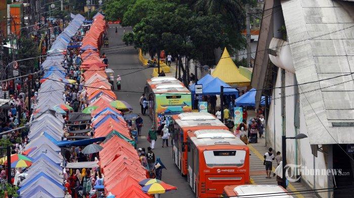 Sandiaga Pastikan Jalan Jatibaru Raya Ditutup Selama Ramadhan 2018