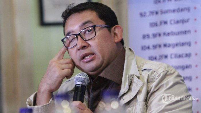 Fadli Zon: Jokowi Terlihat