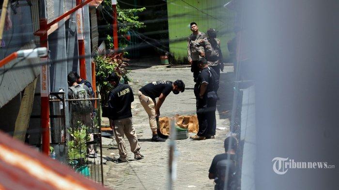Densus 88 Masih Dalami Keterkaitan 4 Terduga Teroris di Jakarta-Bekasi dengan FPI dan Bom Makassar
