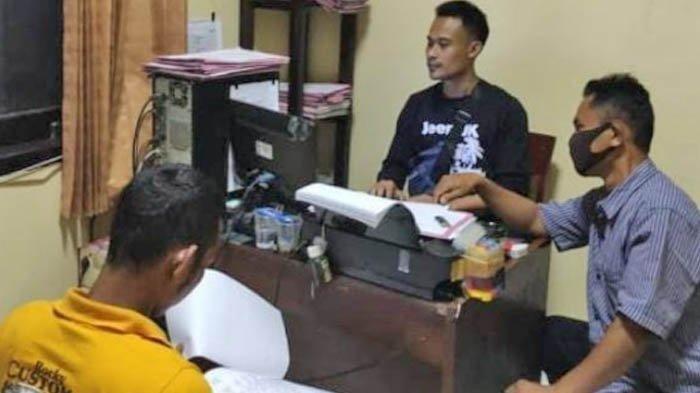 Cerita Pejambret Bertekuk Lutut Pada Mahasiswi, Motornya Ditabrak Wahyu Ditangkap Warga