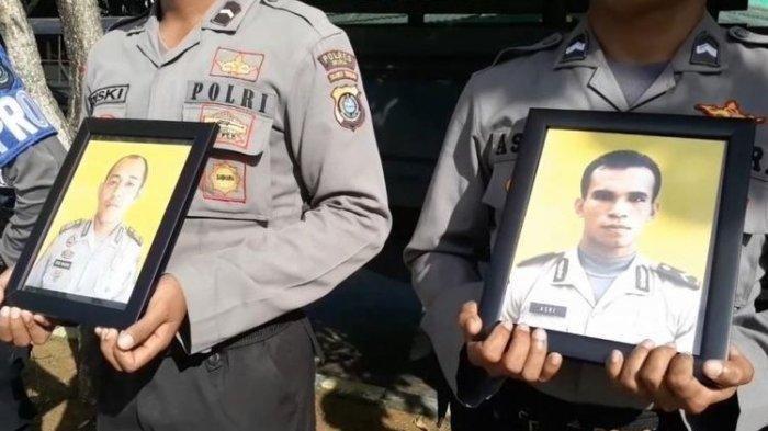 Dua anggota Polres Muna, Sulawesi Tenggara (dalam foto) dipecat dengan tidak hormat. Selain Mangir dari tugas, seorang diantaranya terlibat dalam pencurian sapi milik warga    Artikel ini telah tayang di serambinews.com dengan judul Curi Sapi Warga dan Suka Mangkir Tugas, Dua Polisi Dipecat, http://aceh.tribunnews.com/2019/01/12/curi-sapi-warga-dan-suka-mangkir-tugas-dua-polisi-dipecat.  Editor: Hadi Al Sumaterani
