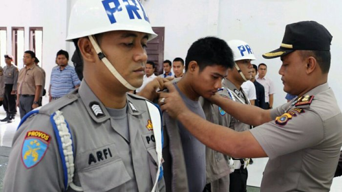 Divonis Hakim 17,5 Tahun, Anggota Brimob Polda Aceh Dipecat Kesatuannya