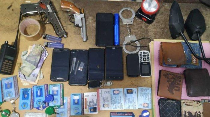 Polisi Gadungan asal Klaten Jadi Komandan di Medan Rekrut 8 Orang, Ngaku BNN tapi Seragam Polisi
