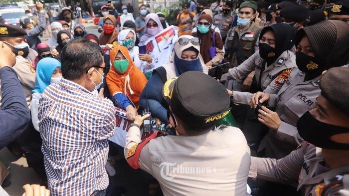 Polri Soal Rizieq Shihab Ngotot Tidak Mau Sidang di Rutan Bareskrim