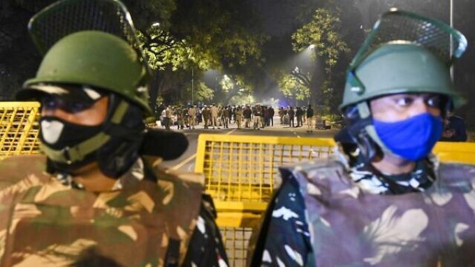 Agen Mossad Ikut Selidiki Ledakan Bom di Dekat Kedubes Israel di New Delhi