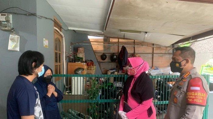 Anggota Polsek Kembangan Gugur saat Bertugas Kawal Vaksinasi di SDN 05 Meruya Utara