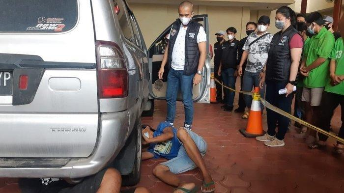 Polisi Bongkar Kasus Narkoba di Kemayoran, Pelaku Sembunyikan Sabu 10 Kg di Tangki Mobil