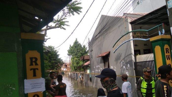 Bocah 11 Tahun di Medan Satria Bekasi Hilang Terseret Arus Banjir, Ini Kronologinya