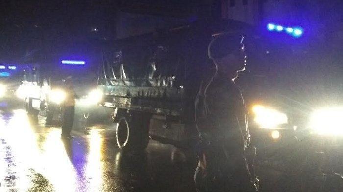 Cara Kepolisian Memulangkan Bonek dan Aremania dari Blitar ke Wilayah Masing-masing