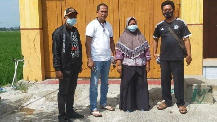 Mia, Bandar Arisan Bodong di Mojokerto Dibekuk di Sragen Dengan Keluarga, Sempat Nginap di Masjid