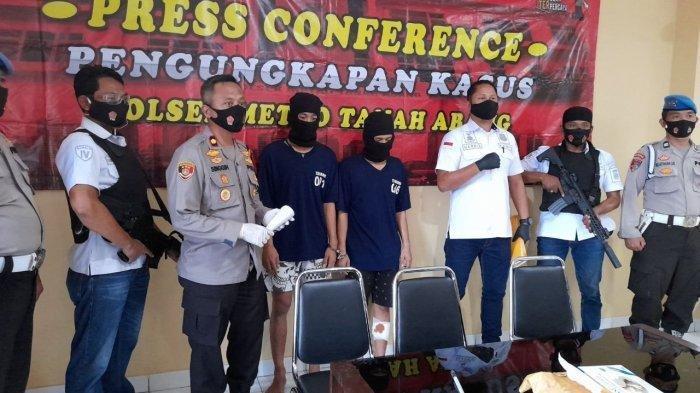 Dua Pedagang Kaki Lima Tikam Pemuda Hingga Tewas di Tanah Abang, Pelaku Kesal Dipalak Rp 50 Ribu